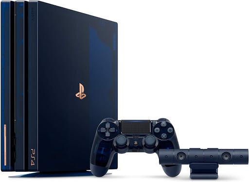 Sony PlayStation 4 Pro (2TB) (CUH-7116B) лимитированная версия