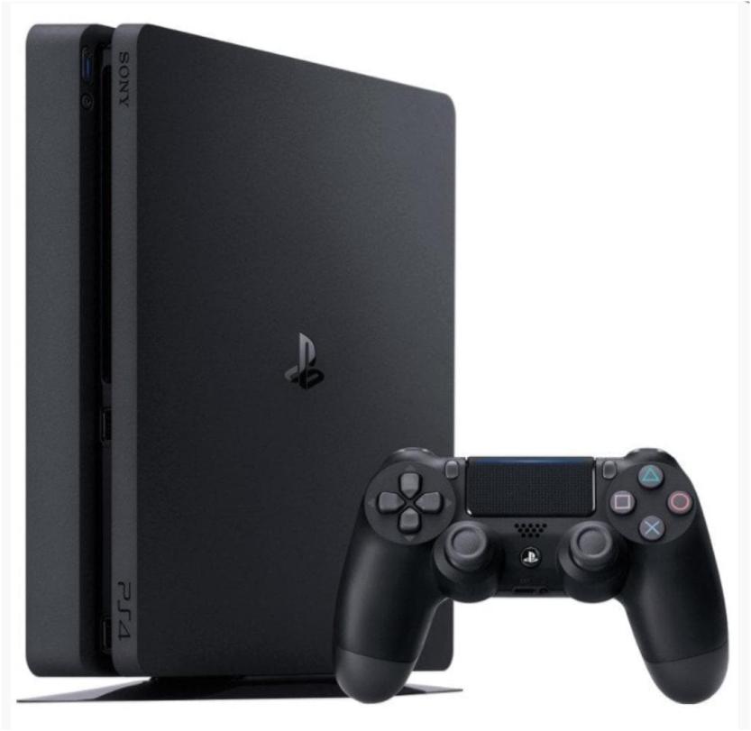 Sony PlayStation 4 Slim (1TB) (CUH-2216B)