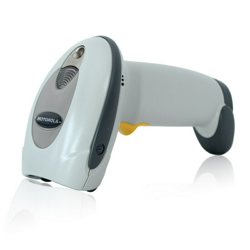 Сканер штрих-кода Motorola DS4208-SR White USB, белый, с кабелем, арт. DS4208-SR00001WR