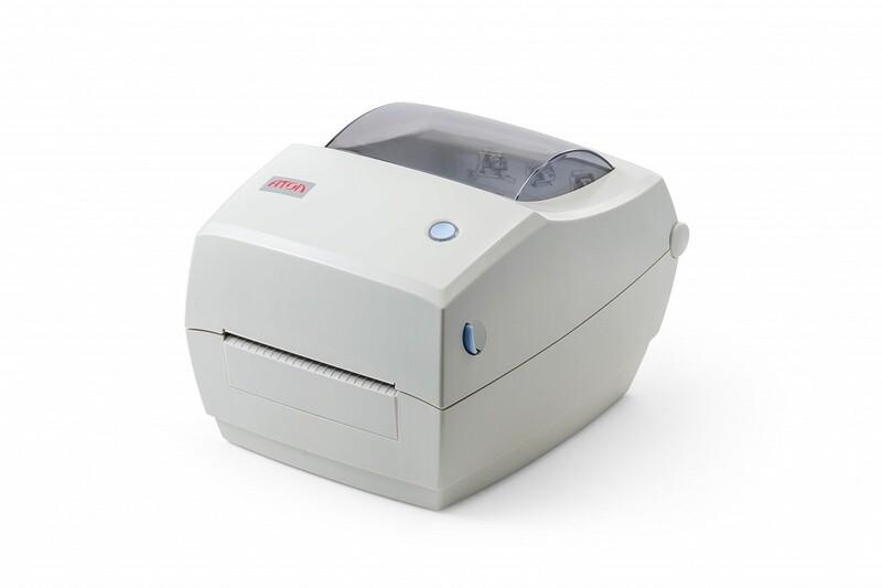 Принтер этикеток АТОЛ ТТ42 (203 dpi, терма-трансфертная печать, RS-232, USB, Ethernet 10/100, ширина печати 108 мм, скорость 127 мм/с, НОЖ)