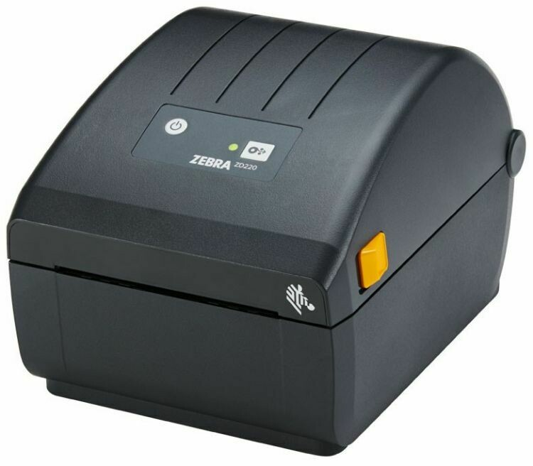 Thermal Transfer Printer (74M) ZD220; Standard EZPL, 203 dpi, USB (ZD22042-T0EG00EZ)