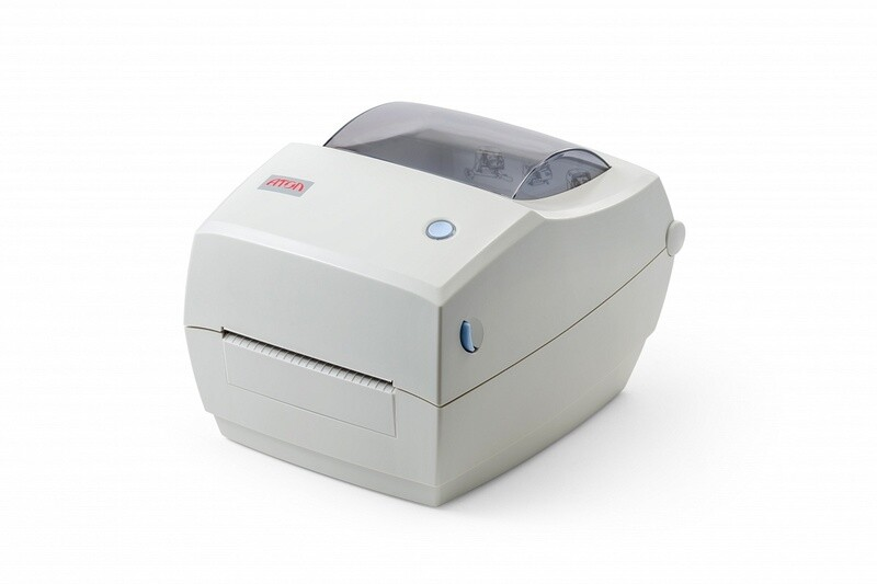 Принтер этикеток АТОЛ ТТ42 (203 dpi, терма-трансфертная печать, RS-232, USB, Ethernet 10/100, ширина печати 108 мм, скорость 127 мм/с, ОТДЕЛИТЕЛЬ)