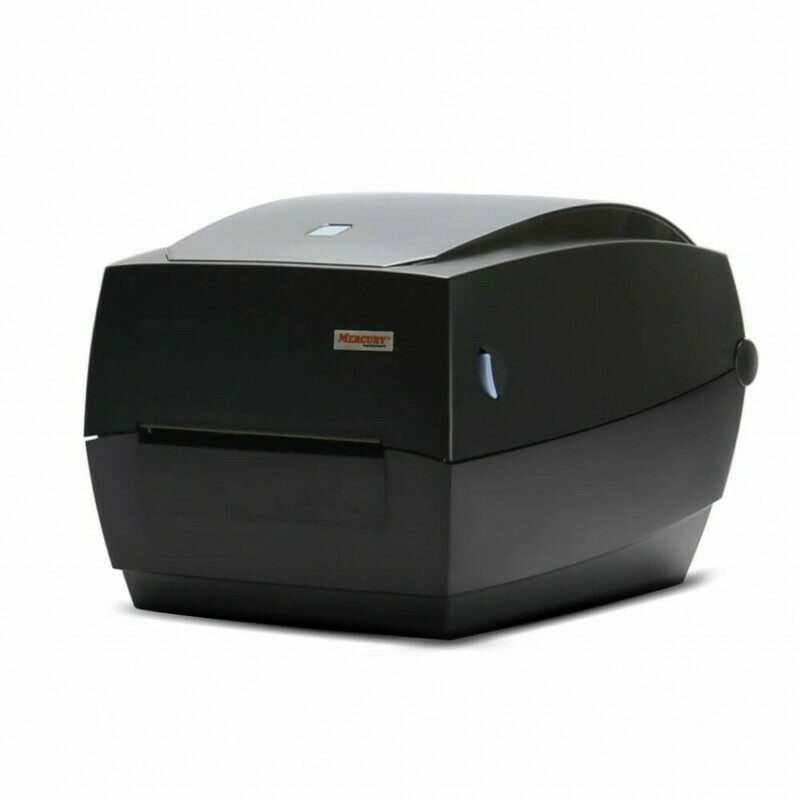 Принтер этикеток MPRINT TLP100 TERRA NOVA (300 DPI) USB, RS232, Ethernet Black