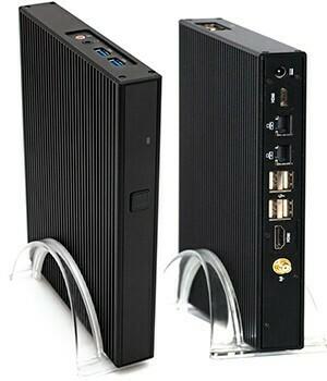 POS-компьютер АТОЛ Т300 (Rev.2), Intel Core i3-7100U, 2,4 ГГц, SSD, 4 Гб DDR4L, чёрный, Windows 10 IoT