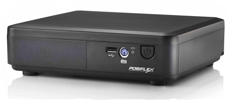 POS-компьютер Posiflex TX-2100-B-RT черный, Intel Celeron J1900 2/2.42 GHz, SSD, 2 GB DDR3 RAM, 60W PSU, без ОС (Парад скидок)