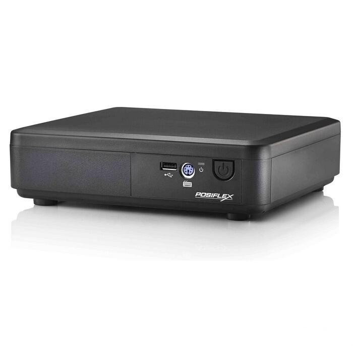 POS-компьютер Posiflex TX-2100-B-RT черный, Intel Celeron J1900 2/2.42 GHz, SSD, 4 GB DDR3 RAM, 60W PSU, Windows 10 IoT
