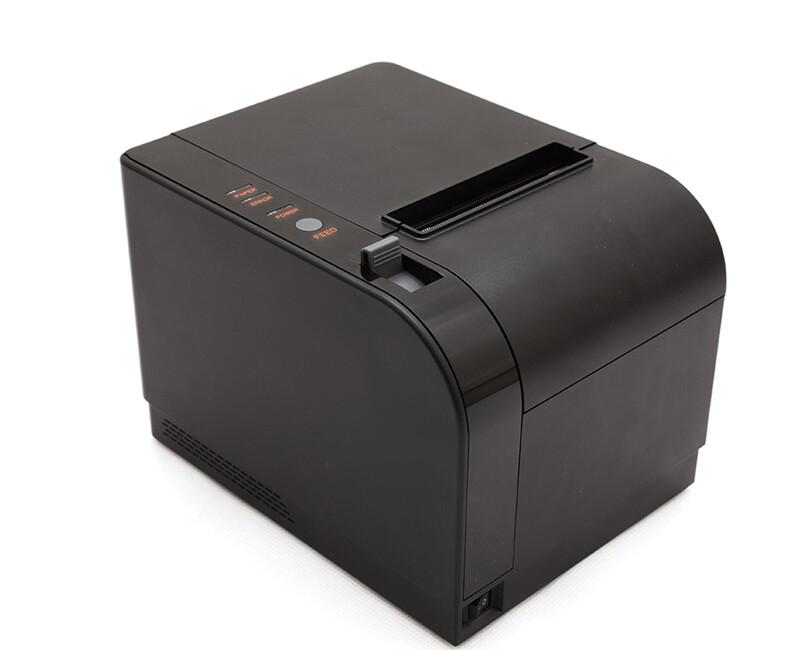 Чековый принтер АТОЛ RP-820-USW черный (Парад скидок)