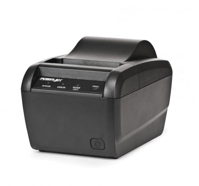 Чековый принтер Posiflex Aura-6900U-B (USB) черный (Парад скидок)