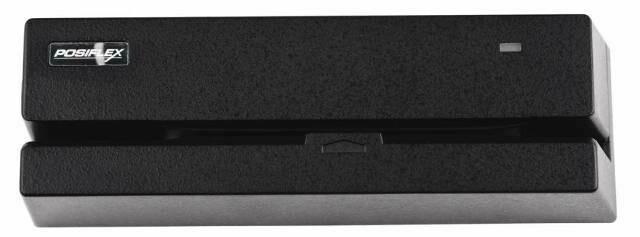 Ридер магнитных карт Posiflex MR-2106U-3 черный на 1-3 дорожки, USB (Парад скидок)