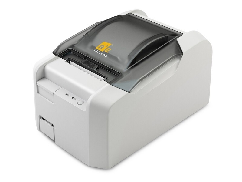 РР-03Ф (светлый/черный  с USB, с LAN, без ФН)
