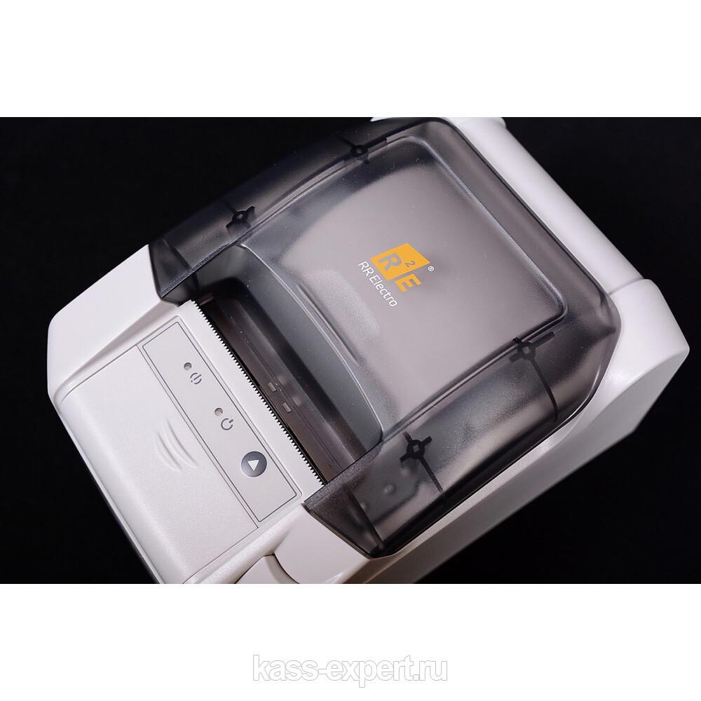 РР-02Ф (светлый/черный, с USB, с RS+LAN, без ФН)