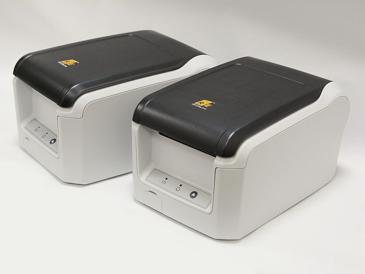 РР-01Ф (светлый-черный  с USB, с RS+LAN, без ФН)