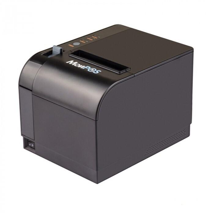 Чековый принтер Мой POS MPR-0820USE USB-Serial-Ethernet Чёрный