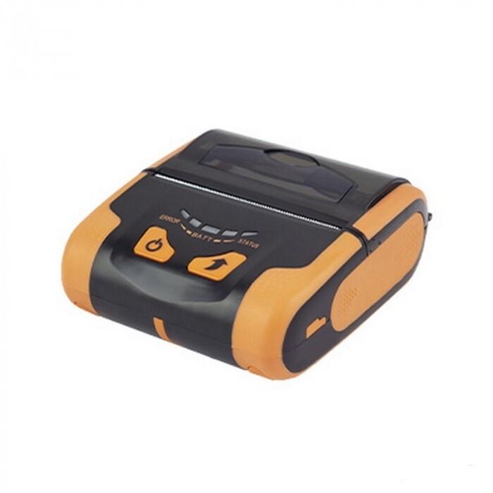Чековый принтер МойPOS MPP-0300WBU (WIFI, Bluetooth, USB)Чёрный