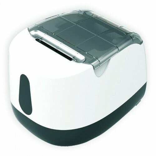 Чековый принтер DBS-iSH58 белый/черный  57 мм, бел., 203 dpi, 70 мм/сек, USB, Windows, Linux.