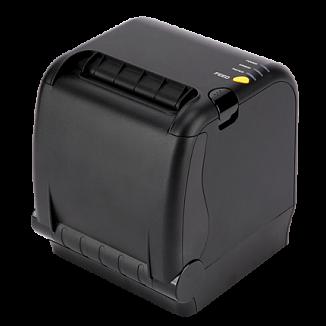 Чековый принтерв 80 мм, Sewoo SLK-TS400  UE_B (220мм/сек., USB, Ethernet) черный