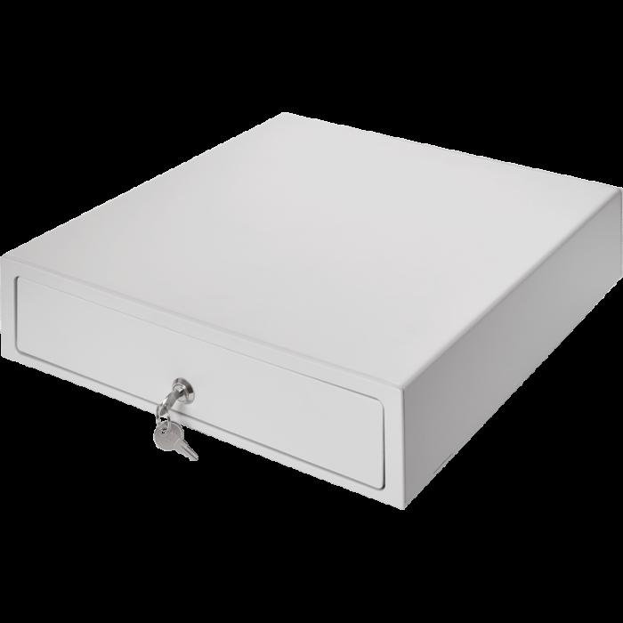 Денежный ящик PayTor HT-330P, Белый, Штрих