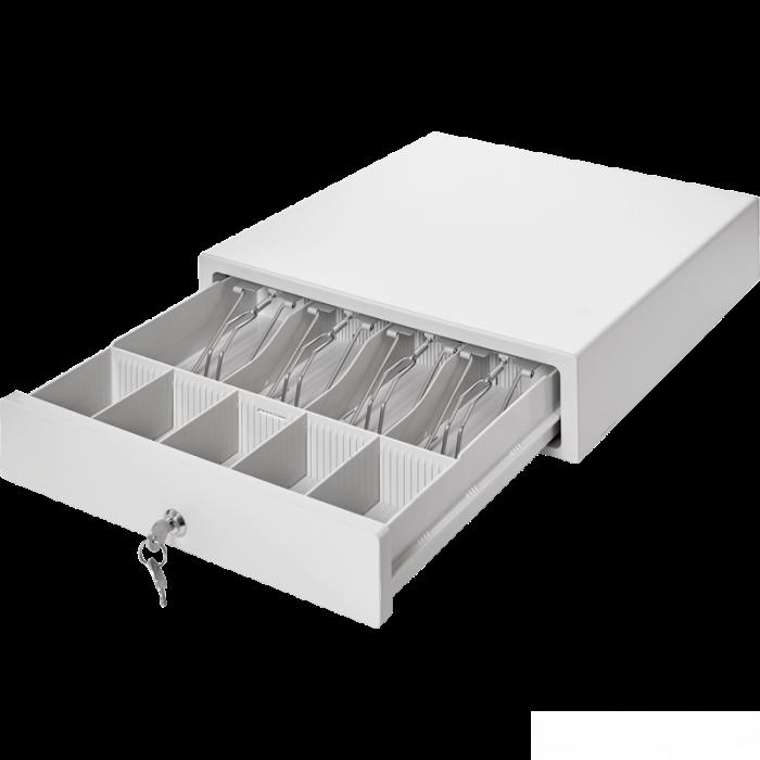 Денежный ящик PayTor HT-330P, Белый, Epson