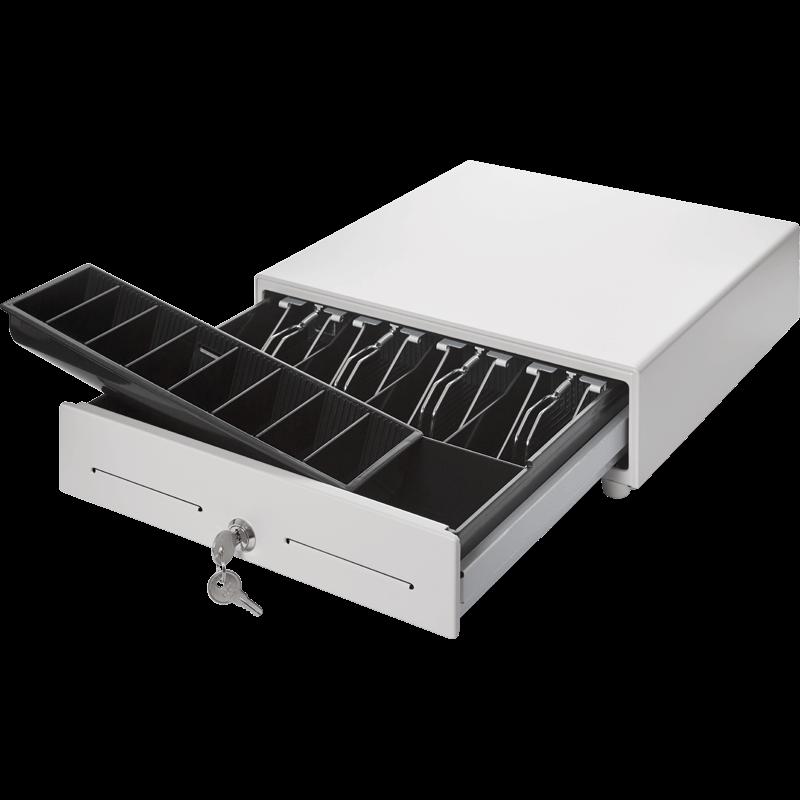 Денежный ящик PayTor HT-330S, Белый, Epson