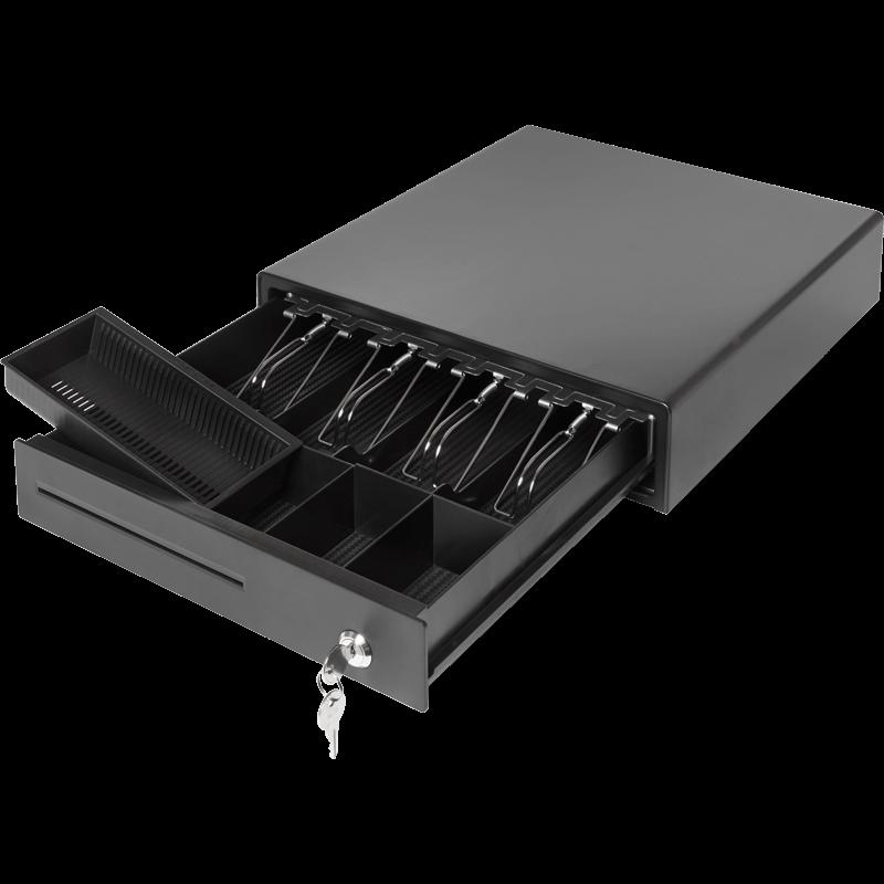 Денежный ящик PayTor HT-335P, Черный