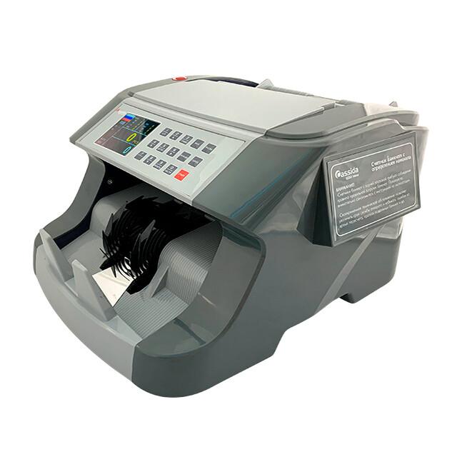 Счетчик банкнот Cassida 5550 Value