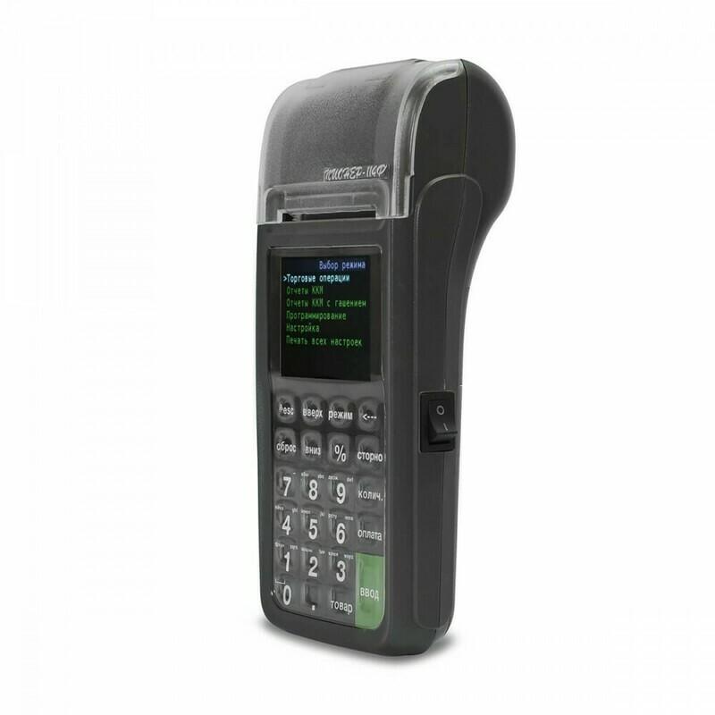 ККМ Пионер 114Ф (Wi-Fi+3G) с БП без ФН