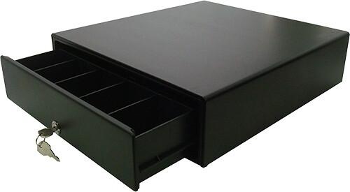Денежный ящик ШТРИХ-miniCD (черный)(механический)