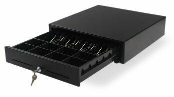 Денежный Ящик GlobalPOS KER-410 EPSON Черный