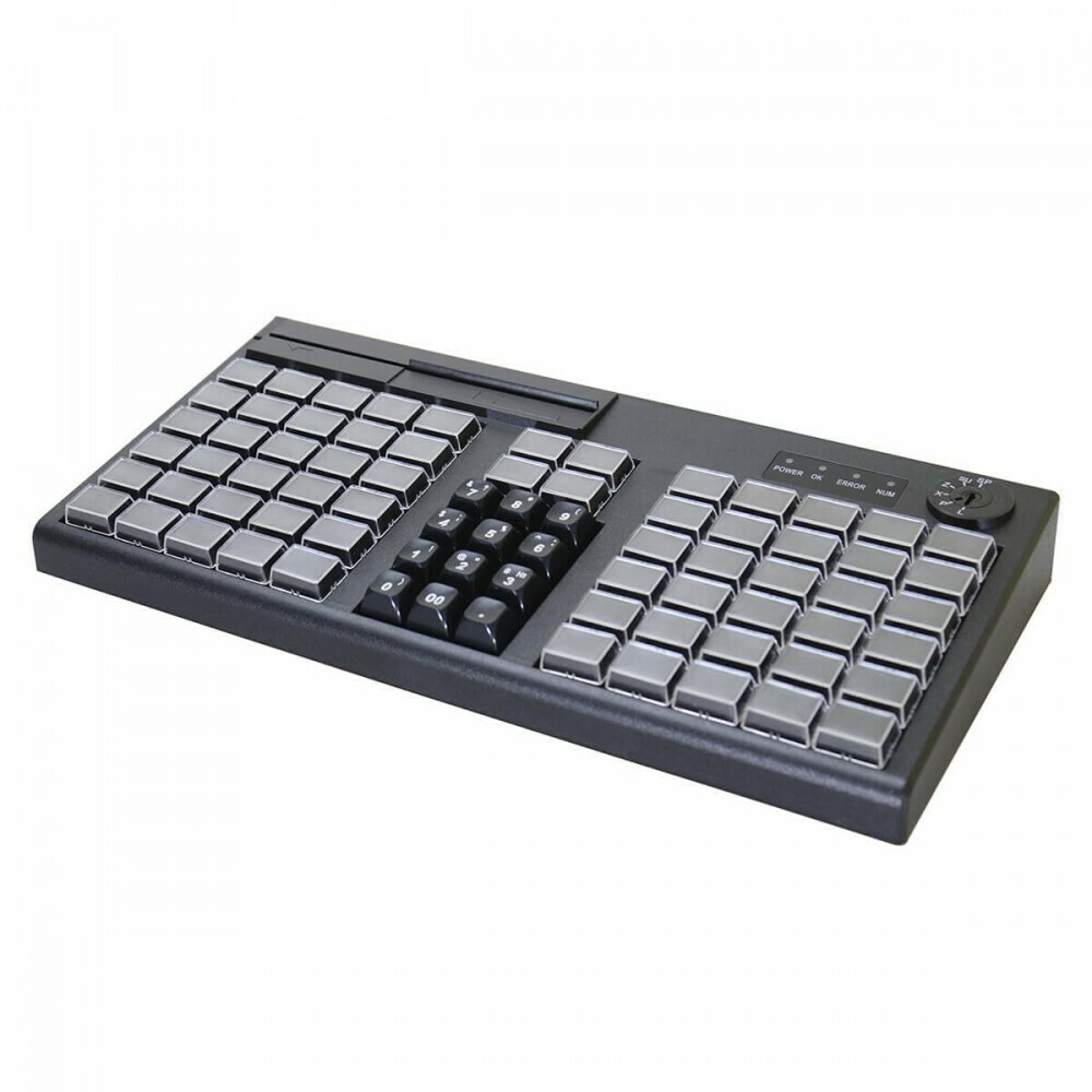 Программируемая клавиатура Mercury KB-76
