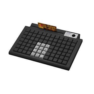 Программируемая клавиатура KB847, , 84 клавиши, счит. маг. карт три дорожки