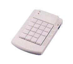 Программируемая клавиатура KB20P, усовершенствованная 20 клавиш, PS/2 & AT