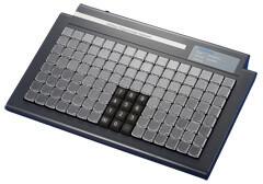 Программируемая клавиатура KB280,  128 клавиш, USB (цвет серый)