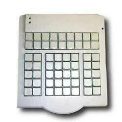Программируемая клавиатура KB58APD, усовершенствованная 58 клавиш, PS/2 & AT