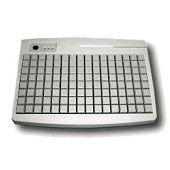 Программируемая клавиатура SK128, , 128 клавиш, счит-ль маг. карт, 2я дорожка