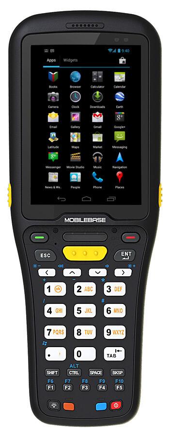 Терминал сбора данных Mobile Base DS5