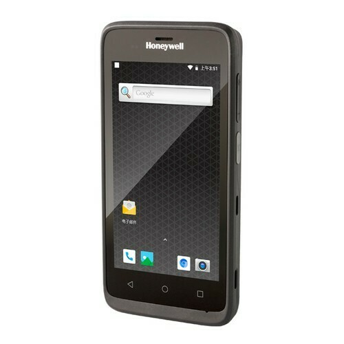 Терминал сбора данных Honeywell EDA51 WLAN (Android 8 с GMS,802.11 a/b/g/n/ac,2D Imager,1.4 ГГц, 2Гб/16Гб, 13МП cam,Bluetooth 4.2,NFC, АКБ 4000 мАч)