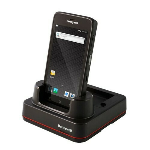 Терминал сбора данных Honeywell EDA51 LTE (Android 8 с GMS,802.11 a/b/g/n/ac,2D Imager,1.4 ГГц, 2Гб/16Гб, 13МП cam,Bluetooth 4.2,NFC, АКБ 4000 мАч)