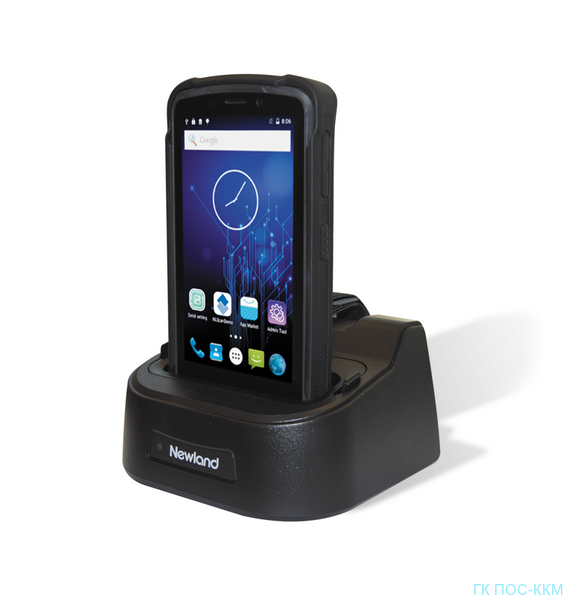 """Терминал сбора данных Newland MT90 ORCA NLS-MT9052-2WE-C, 5"""" Touch Screen, Mobile data terminal with 5"""" Touch Screen, 2D CMOS Mega Pixel imager with Laser Aimer, BT, WiFi, 4G, GPS, NFC, Camera (OS And"""