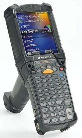 Терминал сбора данных Zebra MC92N0-GL0SXERA5WR, Mc92n0 Gun 802.11 ABGN SE4750SR 2D 512MB / 2GB 53KEY We 6.5.x Bluetooth
