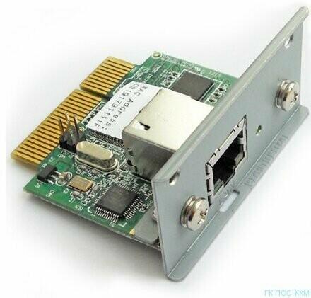 Интерфейсная плата LAN для POSBANK A11