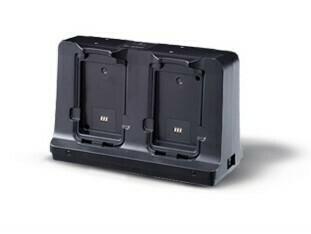 Четырехслотовое зарядное устройство для аккумуляторов DS5