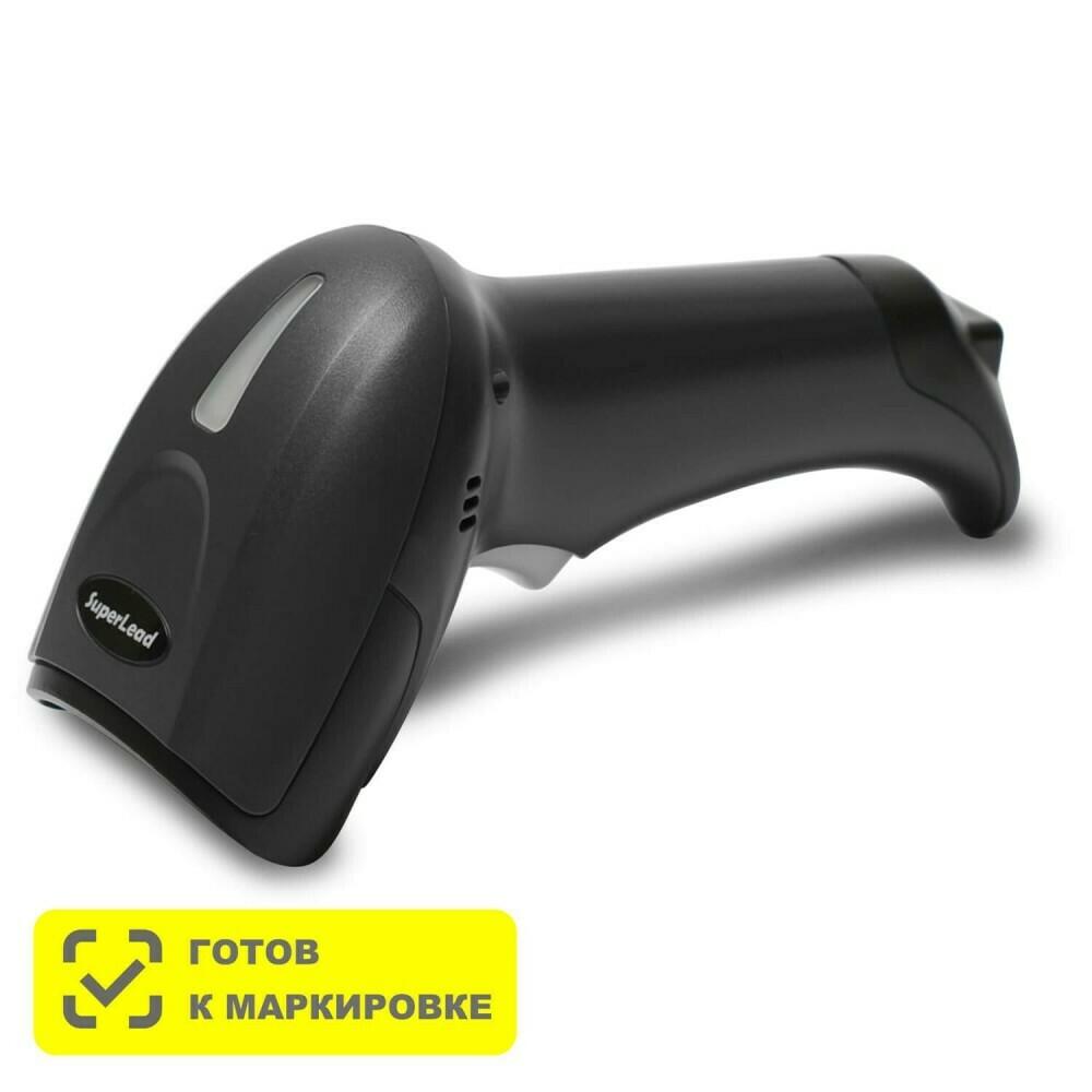 Mertech 2300 P2D SUPERLEAD USB Black