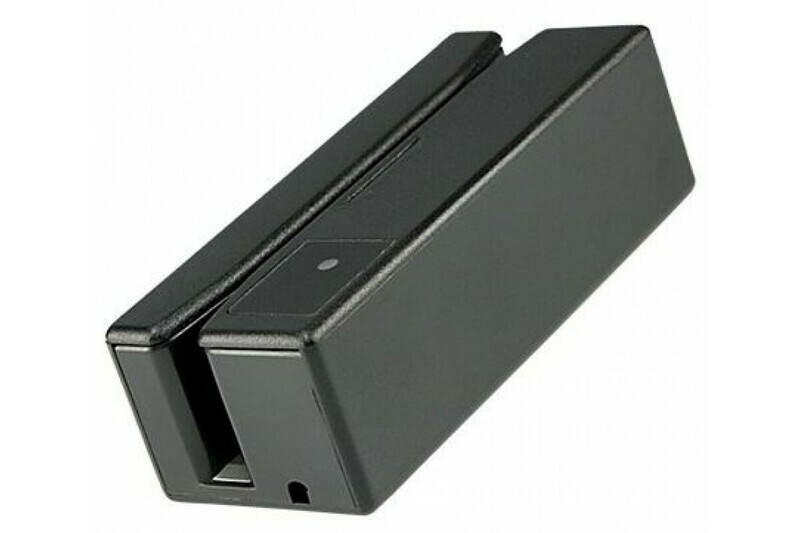 CipherLAB 1022-IR-RS, щелевой считыватель ш/к в пластиковом корпусе, с кабелем, и/ф RS232C, без блока питания