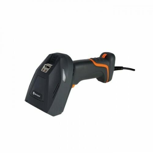 NLS-NVH300-DP, ручной промышленный двумерный (2D) сканер DPM, USB, черный в комплекте с USB кабелем