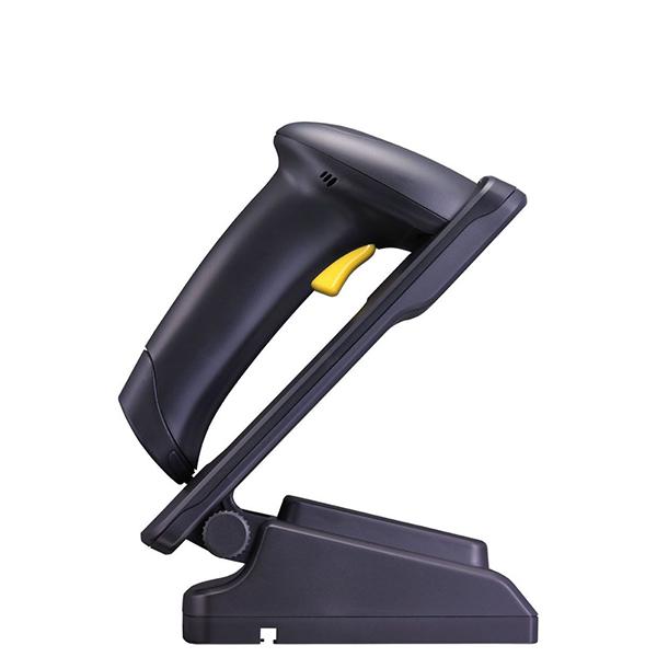 CipherLAB 1562-KIT RS КОМПЛЕКТ: беспроводной лазерный сканер штрихкода, с базой Bluetooth, кабель RS232, аккумулятор