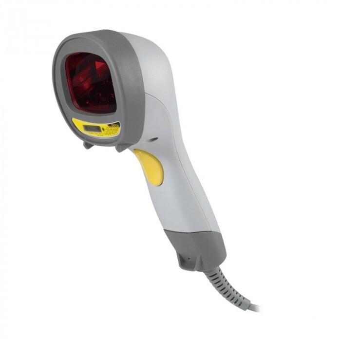 Сканер Zebex Z-3060 лаз., бел., RS-232 KIT: каб, подставка, без БП, арт.883-6000RP-000