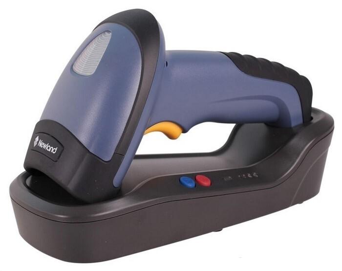 Сканер Newland NLS-HR3260-30, беспроводной (Zigbee), USB (с базой и БП), 2D