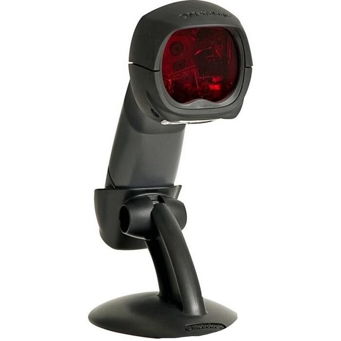 Сканер штрих-кода Honeywell Metrologic MS3780 Fusion USB, черный