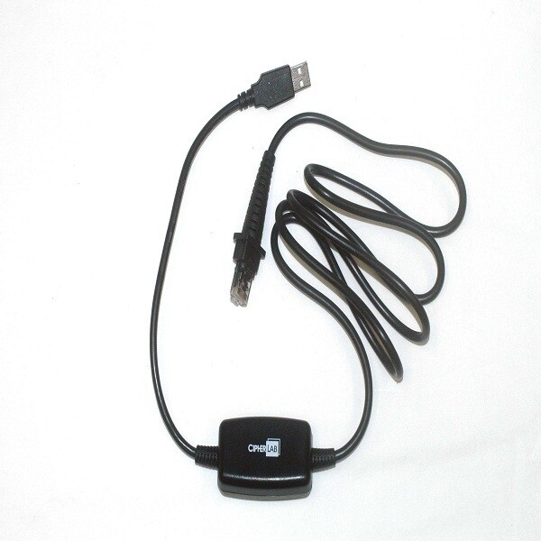 Кабель USB для Cipher 2500/2504, прямой, 2 м.