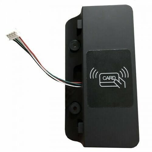 ОПЦИЯ: Считыватель RFID бесконтактных карт для пос-системы MITSU